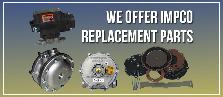 impco replacement parts